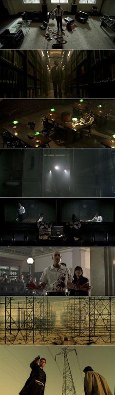 Se7en (1995)   Cinematography by Darius Khondji   Directed by David Fincher:
