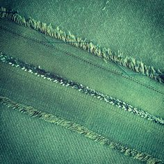 Herringbone stitch on velvet seam allowance Herringbone Stitch, How To Make Curtains, Soft Furnishings, Velvet, How To Sew Curtains, Reupholster Furniture, Herringbone