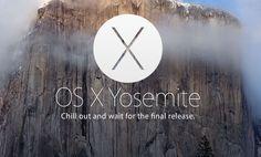 Avec Mac OS X Yosemite, Apple continue dans son graphisme hipster, mais pas vraiment épuré.