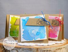 Card: Set of Garden Friends Cards