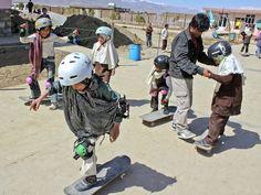 El skate libera a las chicas afganas | VICE | Colombia