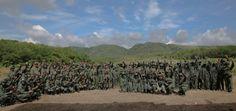 Presidente Maduro: 580 mil hombres desplegados en unión cívico militar para defender la patria.