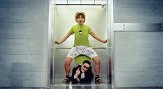 Ο πιο διάσημος ανελκυστήρας του κόσμου VIDEO με σχεδόν 1.000.000.000 views