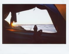 Chambre avec vue #27 Peniche, Portugal Dream catcher: Piotr Drzastwa How did you arrive here? I live in Poland. I went on a short gypsy surf trip on the portuguese coast. Who is with you? Two my mates, Wiktor Czałbowski and Jan Walczak. What did you bring with you? Polaroid camera that I took this photo, canon eos5, wetsuit, tent and positive vibes. Next place you will get lost? Hopefully Hokkaido, Japan in Feb. More about Piotrek on http://pdrzastwa.tumblr.com & @piotrekdrzastwa on…