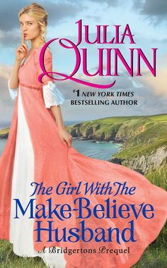 Deluged With Books Cafe: Review Tour: The Girl with the Make-Believe Husband by Julia Quinn