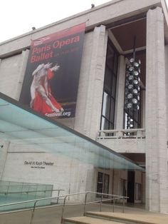 """""""Paris Opera Ballet performances are less than a month away."""" Lincoln Center (posted June 19, 2012)"""