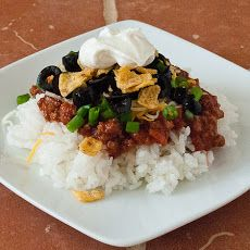 Mexican Pile Ups Recipe