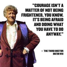 Quote - Doctor Who