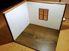 ドールハウス作り方