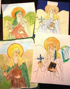 2.1 Training Happy Hearts: Celebrate St. Brigid with Simple Stories and Notebooking