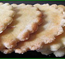 Recette - Biscuits amandes-citron - Notée 4.8/5 par les internautes