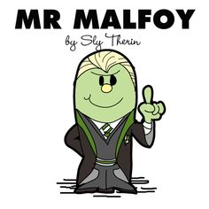 Mr Malfoy - NeatoShop