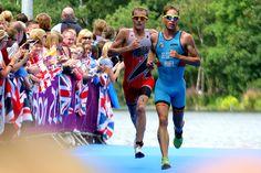 #Triathlon Olympics 2012