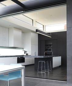 Casa moderna Power Street / Steve Domoney Architecture, Australia