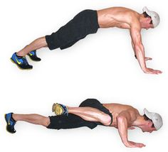 6 Pack Abs Workouts - Exercises To Get A Lean Flat Stomach