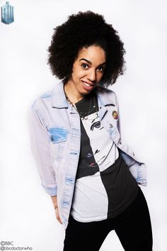 Doctor Who Pearl Mackie as Bill Doctor Who Season 10: New Companion Is Pearl…