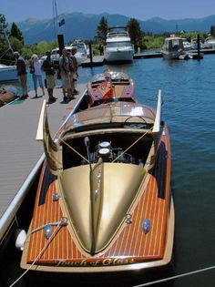 Chris Craft Cobra, 392 ci Hemi, dual quads