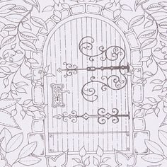 24 Sheets Secret Garden Inky Treasure Hunt and Coloring Book For Children Adult Relieve Stress Painting Drawing Book IC874017-in Books from Office & School Supplies on Aliexpress.com | Alibaba Group