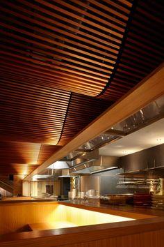 Gallery of Ippudo Sydney / Koichi Takada Architects – 6 Ippudo Sydney / Koichi Takkada Architects Design Hotel, Restaurant Design, Restaurant Bar, Interior Design Minimalist, Australian Interior Design, Interior Design Awards, Architecture Details, Interior Architecture, Interior And Exterior
