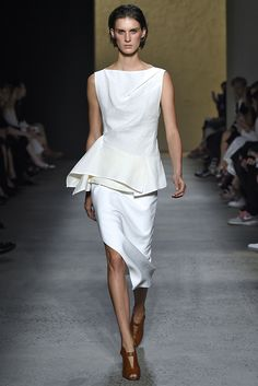 Narciso Rodriguez Spring 2016 Look 31