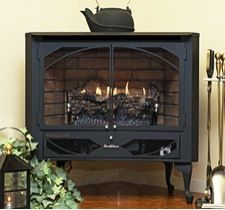 Vent Free Fireplace Systems From Monessen Natural Gas Fireplace