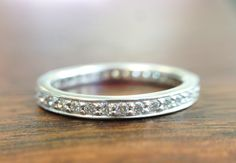 Anyone in need of a wedding band?  How about this one? #TAnthonyJewelers