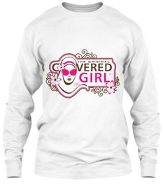 ORIGINAL COVERED GIRL Ltd Edition Tee