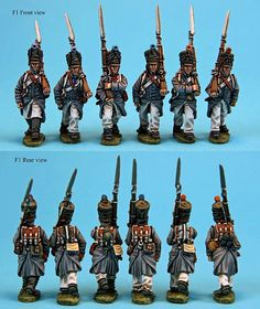 Triangle Miniatures - Calpe (French Napoleonic)