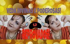 #VEDA #07: PRODUTOS REPROVADOS/POR CARLA PAES!