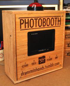 Photobooth raspberry pi