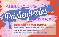Paisley Grace  Boutique Gift Card