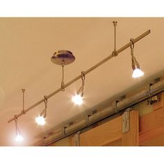 You'll love the Monorail 4 Light Straight Full Track Lighting Kit at AllModern - With Great Deals on modern Lighting  products and Free Shipping on most stuff, even the big stuff.