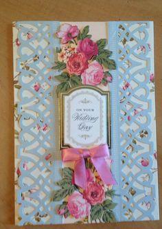 Anna Griffin card idea.