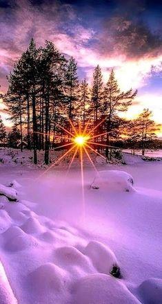 Grandes #Fotos durante esté duro #Invierno del #Año2018 en el #HemisferioNorteño del #PlanetaTierra ...