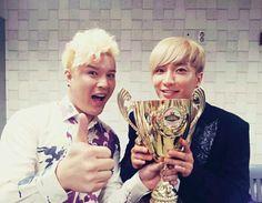 Super Junior - Shindong & Leeteuk Park