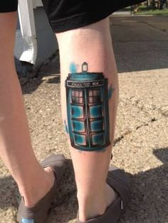 Image result for steampunk tattoo leg