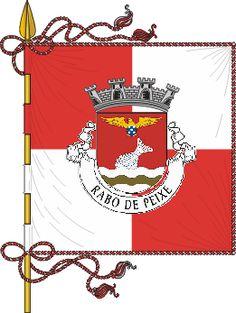 Bandeira de Vila de Rabo de Peixe
