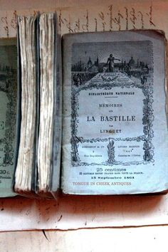old french books about la bastille the most famous french parisian jail in french history the origin of