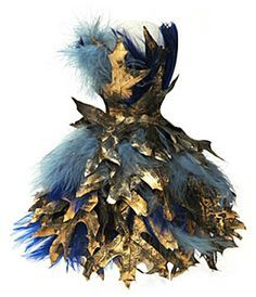 This is a good fairy dress for the Renaissance Festival or as the Goblin queen from the Labyrinth
