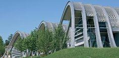 Renzo Piano  #architecture #Piano #Renzo Pinned by www.modlar.com