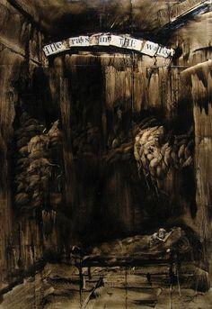 The Rats in the Walls - Blanka Dvorak
