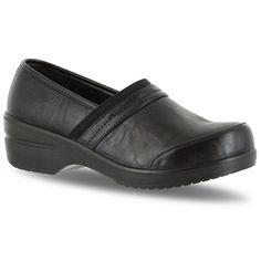 Easy Street Origin Women's Clogs, Size: medium (10), Black