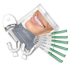 Whites Home Teeth Whitening Kit – Whites Beaconsfield Teeth Whitening Methods, Home Teeth Whitening Kit, White Smile, Sodium Bicarbonate, White Teeth, Key Ingredient, Cleaning Hacks, At Least, Bulb