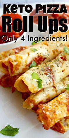 Recipes Keto Keto Pizza Roll Ups – Get your pizza fix without the carbs! Recipes Keto Keto Pizza Roll Ups – Get your pizza fix without the carbs! Ketogenic Recipes, Diet Recipes, Cooking Recipes, Healthy Recipes, Ketogenic Diet, Recipes Dinner, Dessert Recipes, Healthy Fudge, Vegetarian Recipes