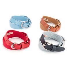 Cinturones para niños de Pisamonas.