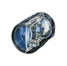 Image result for camera lens cross section diagram