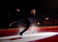"Evgeni Plushenko ""The King of the Ice"""