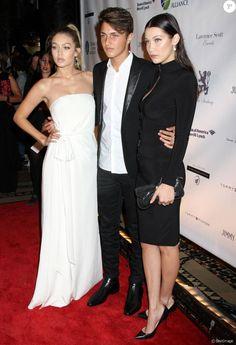 Gigi, Anwar and Bella