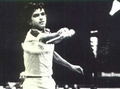 """Prakash Padukone  Popularly known as the """"Gentle Tiger"""", this name is now synonymous with badminton in India. Prakash Padukone was known t..."""