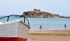 Mochilão de Ernesto Junior a Cabo Verde, África, em maio de 2012.